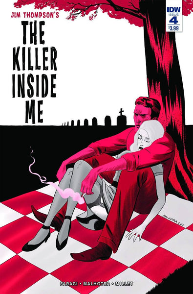 JILL THOMPSON KILLER INSIDE ME #4 MAIN