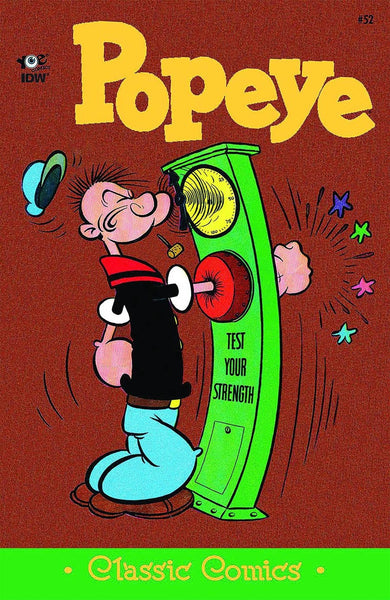 POPEYE CLASSICS #52 ONGOING