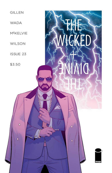 WICKED & DIVINE #23 COVER A MAIN