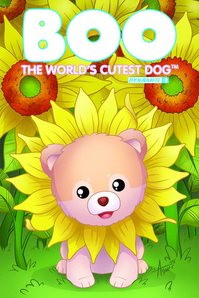 BOO WORLDS CUTEST DOG #3 COVER A MAIN