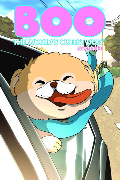 BOO WORLDS CUTEST DOG #3 COVER VARIANT B UY