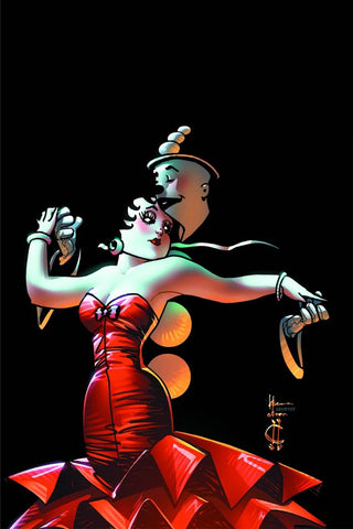 BETTY BOOP #1 COVER VARIANT H MAIN VIRGIN