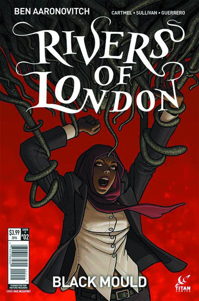 RIVERS OF LONDON BLACK MOULD #2 (OF 5) COVER A MCCAFFREY