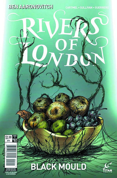 RIVERS OF LONDON BLACK MOULD #2 (OF 5) COVER B SULLIVAN VARIANT