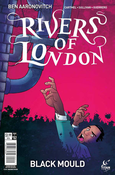 RIVERS OF LONDON BLACK MOULD #2 (OF 5) COVER C BOULTWOOD VARIANT