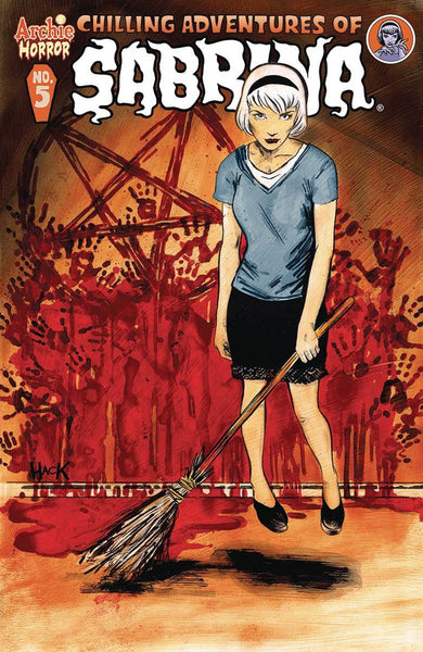 CHILLING ADVENTURES OF SABRINA #5 REGULAR 1st PRINT