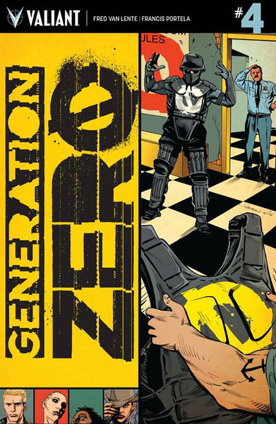 GENERATION ZERO #4 CVR A MOONEY