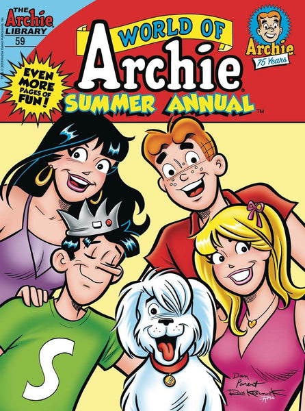WORLD OF ARCHIE SUMMER ANNUAL DIGEST #59
