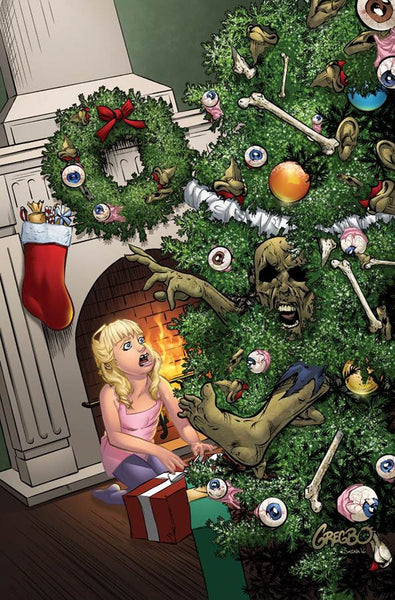 GRIMM TALES OF TERROR HOLIDAY SPECIAL 2016 CVR D WATSON VARIANT