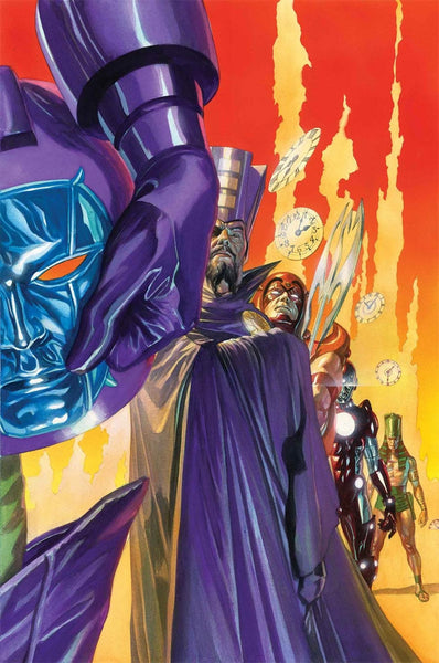 AVENGERS #2 VOL 6 COVER A 1st PRINT