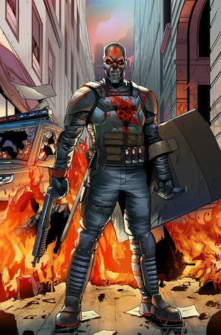 DEATH FORCE #1 (of 6) COVER A MARK ROSETE