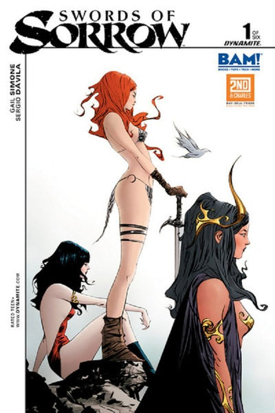 SWORDS OF SORROW #1 BAM VARIANT