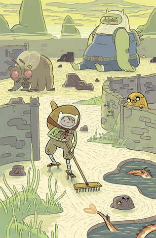 ADVENTURE TIME #60 MAIN COVER