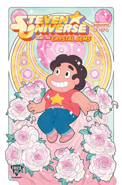 STEVEN UNIVERSE & THE CRYSTAL GEMS #1 of 4 FRIED PIE VARIANT