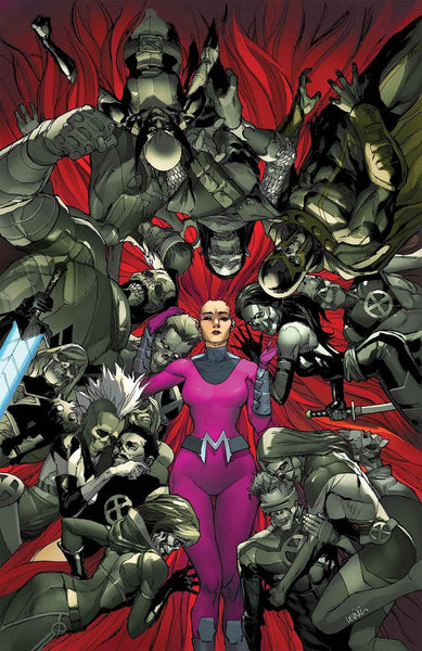 INHUMANS VS X-MEN #5 IVX 1st PRINT