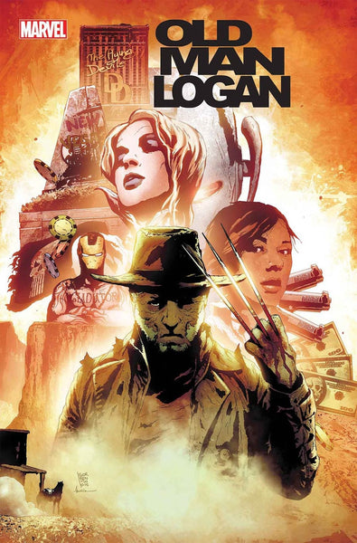 TRUE BELIEVERS WOLVERINE OLD MAN LOGAN #1 1ST PRINT