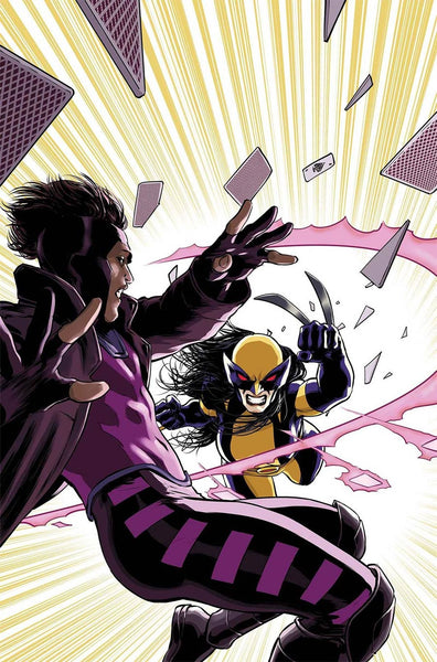 ALL NEW WOLVERINE #17 1st PRINT