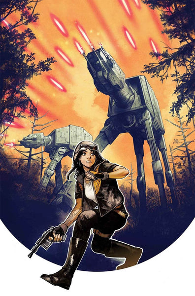 STAR WARS DOCTOR APHRA #4 1st PRINT