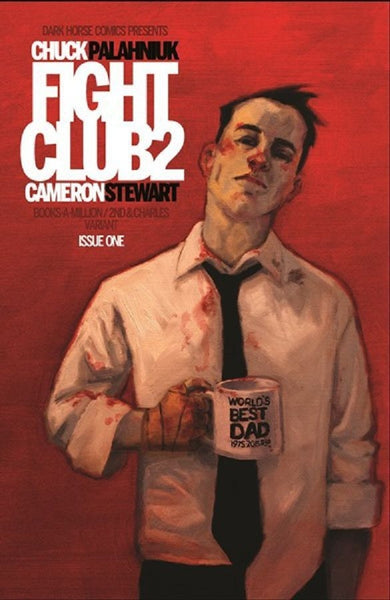 FIGHT CLUB 2 #1 BAM VARIANT