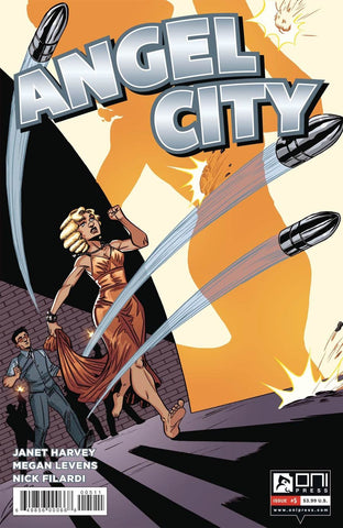 ANGEL CITY #5