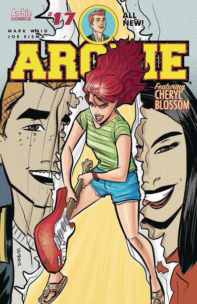 ARCHIE #17 COVER A MAIN