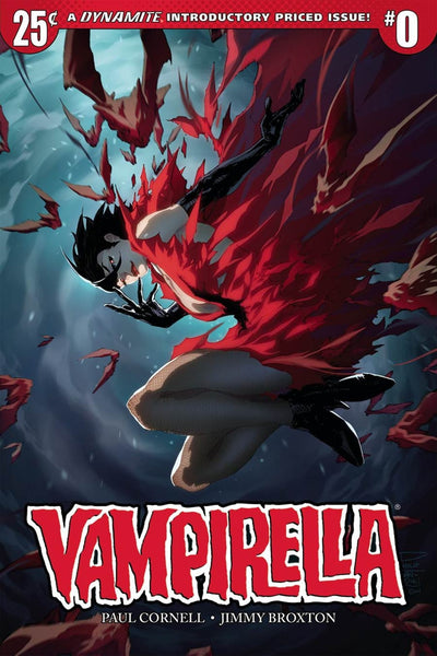 VAMPIRELLA VOL 7 #0 COVER A MAIN PHILIP TAN