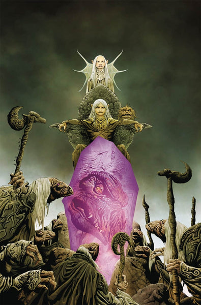 JIM HENSON POWER OF THE DARK CRYSTAL #1 (OF 12) MAIN CVR