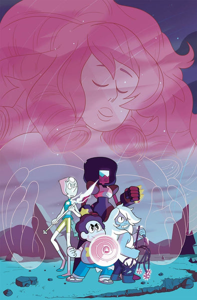STEVEN UNIVERSE #1 ONGOING SUB VARIANT SYGH
