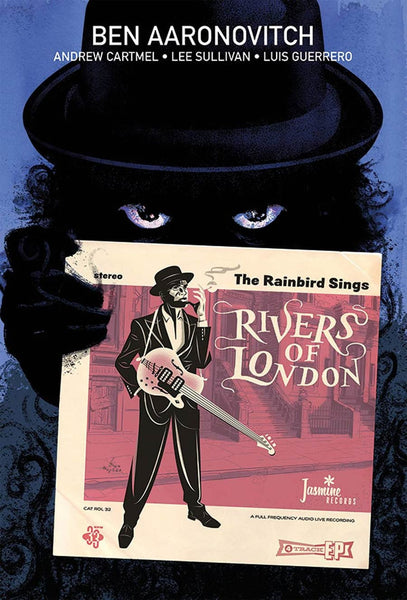 RIVERS OF LONDON BLACK MOULD #5 (OF 5) CVR A HUGHES