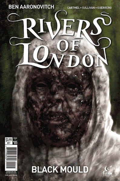 RIVERS OF LONDON BLACK MOULD #5 (OF 5) CVR C PERCIVAL VARIANT