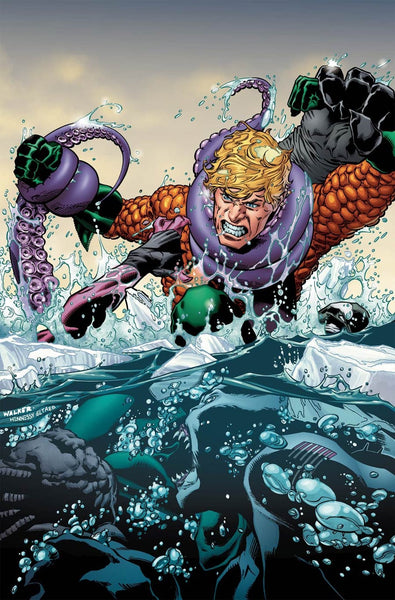 AQUAMAN VOL 6 #19 1st PRINT