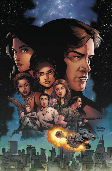 SERENITY NO POWER IN THE VERSE #6 JEANTY VARIANT