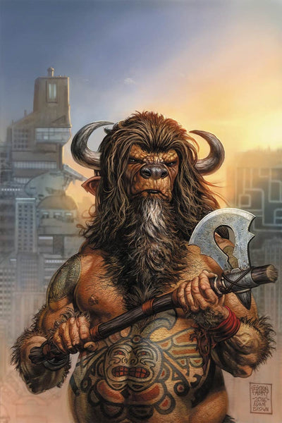 NEIL GAIMAN AMERICAN GODS SHADOWS #1 MAIN COVER