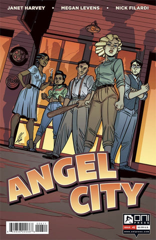 ANGEL CITY #6 OF 6