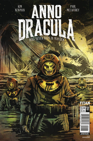 ANNO DRACULA #1 (OF 5) CVR C WILLIAMSON VARIANT