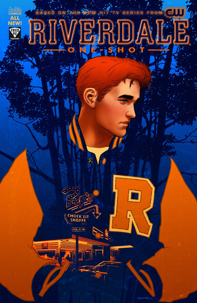 RIVERDALE #1 FRIED PIE 1 SHOT  RYAN SOOK VARIANT
