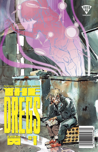 DREGS #1 FRIED PIE TYLER JENKINS COLOR VARIANT