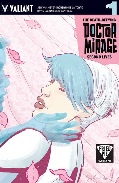 DEATH DEFYING DR MIRAGE #1 FRIED PIE VARIANT