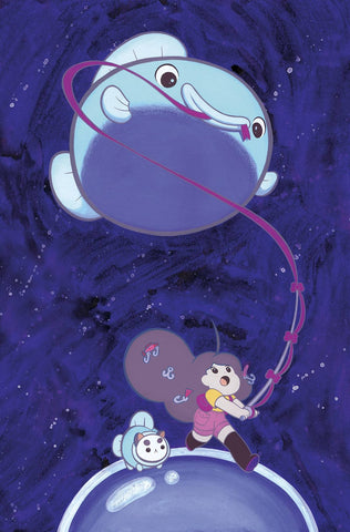 BEE AND PUPPYCAT #10 SUBSCRIPTION DREISTADT VARiant