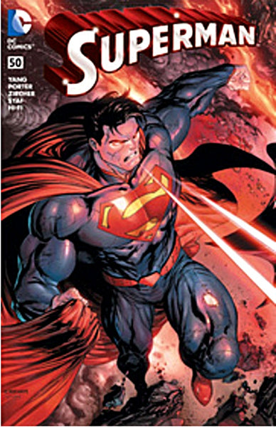 SUPERMAN #50 HASTINGS TYLER KIRKHAM VARIANT