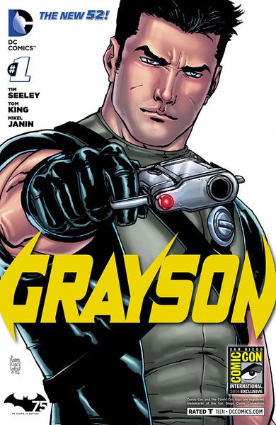 Grayson #1 SDCC Exclusive Variant