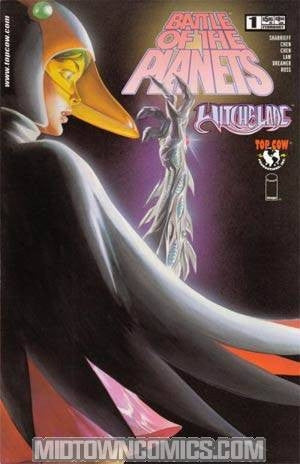 Battle Of The Planets WitchBlade #1
