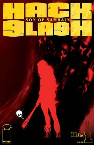 Hack Slash Son Of Samhain #1 1st Ptg Regular Stefano Caselli CVR