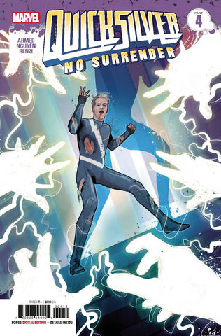 QUICKSILVER NO SURRENDER #4 (OF 5)