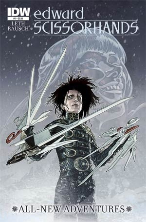 Edward Scissorhands #1 Cover A