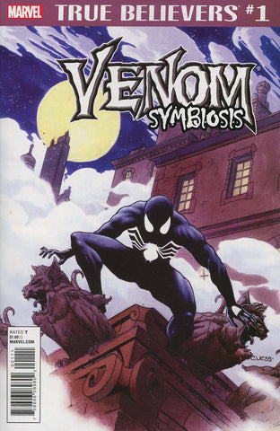 TRUE BELIEVERS VENOM SYBIOSIS #1