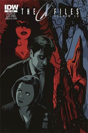 X-Files Season 10 #17 Cover A