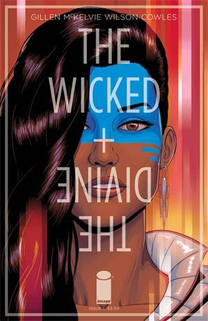 Wicked + The Divine #5 Cover A Jamie McKelvie