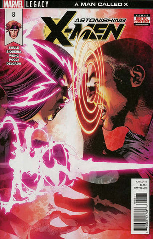 ASTONISHING X-MEN #8 LEG