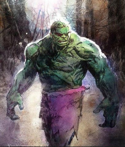 IMMORTAL HULK #20 BILL SIENKIEWICZ EXCLUSIVE